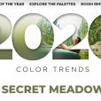 Behr Color Trends 2020